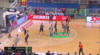 Georgios Papagiannis with 5 Blocks vs. LDLC ASVEL Villeurbanne