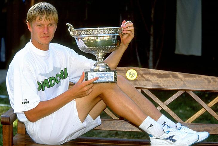 Медведев –первый русский чемпион «Шлема» за 16 лет. Наследник Кафельникова и Сафина