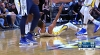 Stephen Curry with 22 Points  vs. Denver Nuggets