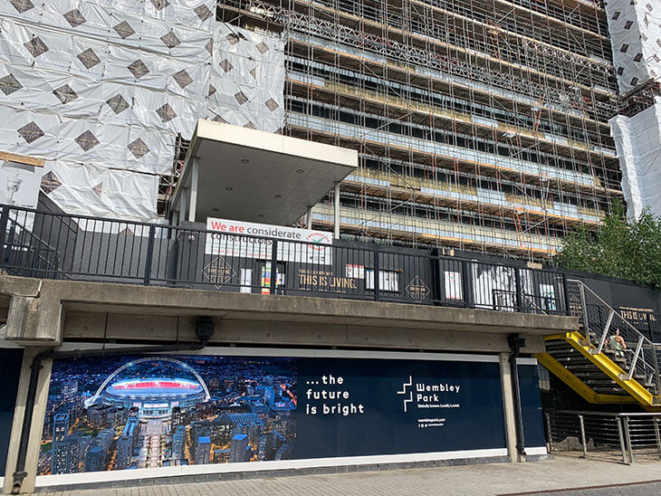 История нового «Уэмбли»: 7 лет реконструкции, миллиард фунтов и рабочие под кокаином. Утерянный дух возрождается только на Евро-2020