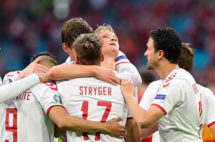 Дания, спасибо за Евро. Это было красиво и мужественно