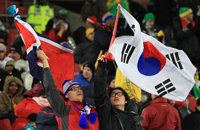 тесты, Сборная КНДР по футболу, Сборная Южной Кореи по футболу, Сборная России по футболу, товарищеские матчи (сборные)