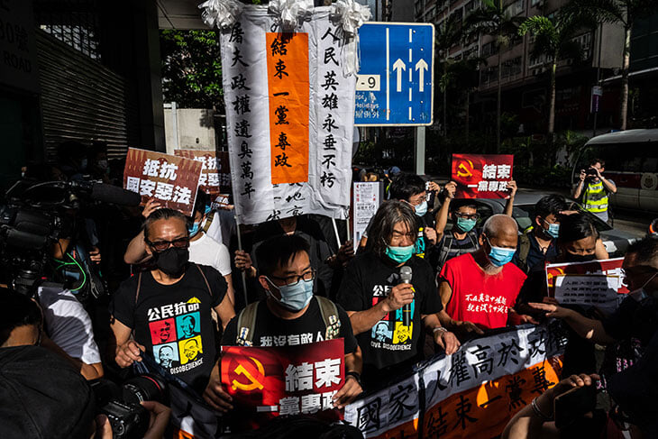 Китай думает забанить АПЛ из-за санкций
