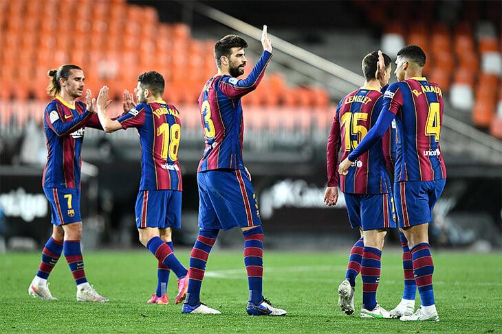 Битва за чемпионство перед ключевым туром Ла Лиги: «Атлетико» все еще лидер, «Барса» лично может его скинуть, «Реал» рядом