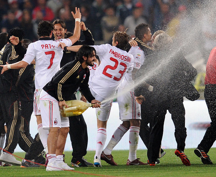 Последний сезон Серии А, когда чемпионом был не «Ювентус»