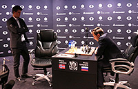 Магнус Карлсен, Сергей Карякин, матч на первенство мира