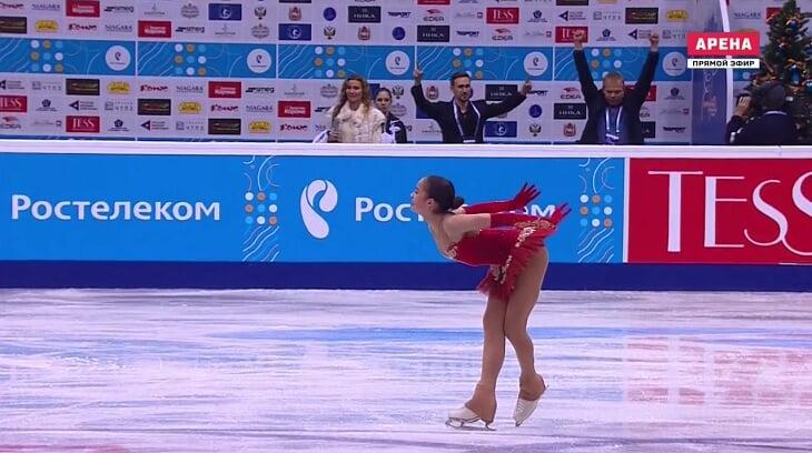 Единственная победа Медведевой над Загитовой: Алина выступала в платье Жени, а Тарасова игнорировала ее в прямом эфире