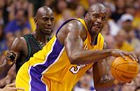 видео, Шакил О′Нил, Лейкерс, НБА