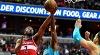 GAME RECAP: Wizards 107, Hornets 93