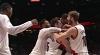 Noah Vonleh beats the buzzer vs. the Spurs