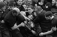 скачки, сборная Новой Зеландии А (Маори), Британские и ирландские львы, фото, фото