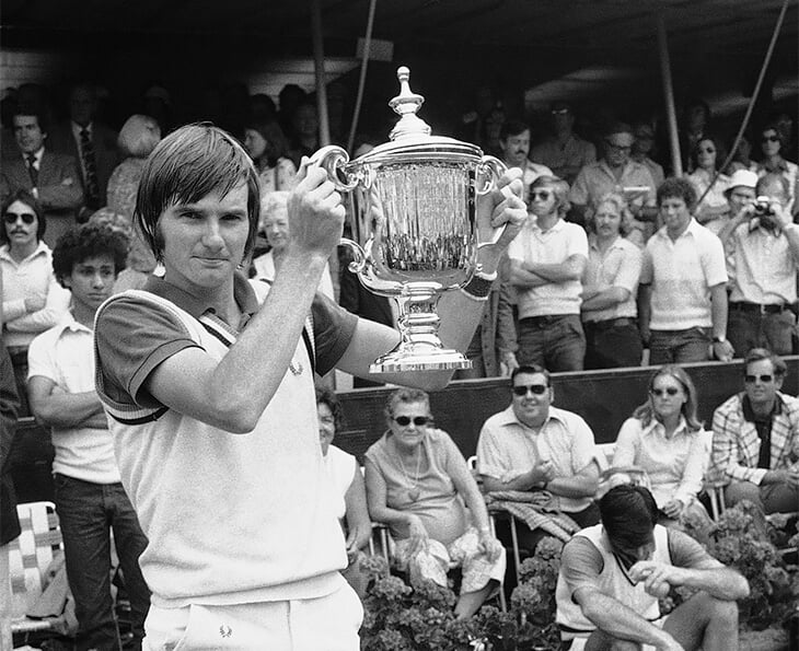С US Open снялись 25 человек, а мужчины якобы готовы к бойкоту. В последний раз его устроили в 1973-м, и Метревели играл в финале «Уимблдона»