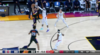 Cameron Payne hits the shot with time ticking down