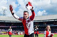 Манчестер Юнайтед, Робин ван Перси, высшая лига Голландия, сборная Голландии по футболу, Фейеноорд, Джованни ван Бронкхорст