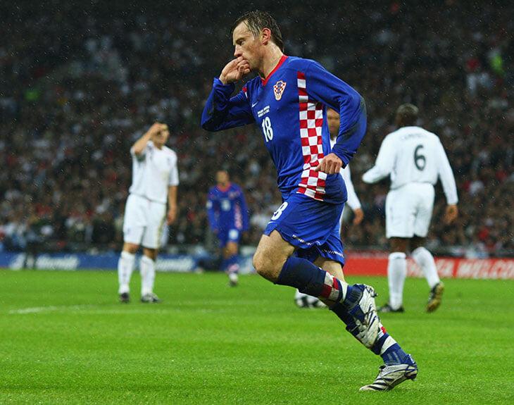 Хорватия-2008 – восторг и веселье. Билич прыгал на помощников, Чорлука шел в дриблинг, сверкали Модрич, Олич и Срна