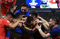 сборная Чили по футболу, Кубок Америки, Сборная Перу по футболу, Алексис Санчес, Клаудио Браво, Артуро Видаль, Чарлес Арангис