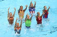 Чемпионат мира по водным видам спорта, синхронное плавание