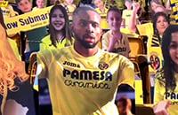 Эстадио де ла Серамика, возвращение футбола, Вильярреал, стадионы, Седрик Бакамбу, Ла Лига, болельщики