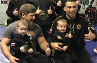 Рамзан Кадыров, UFC, Фабрисио Вердум, MMA