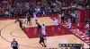 James Harden with 37 Points  vs. New York Knicks