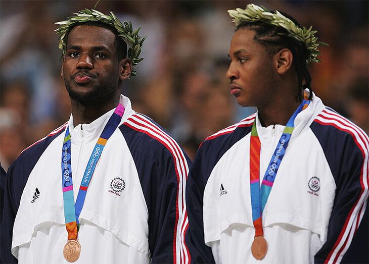 Леброн не поедет на Олимпиаду ради продвижения «Космического джема-2». Фанаты возмущаются: он вообще за Америку болеет?