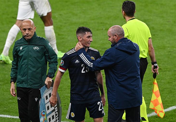 20-летний Билли Гилмор – новая звезда Шотландии. Его вызвали на Евро после рекомендации Тухеля