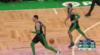 Jayson Tatum 3-pointers in Boston Celtics vs. New Orleans Pelicans