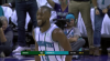 Kemba Walker knocks it down as the clock expires
