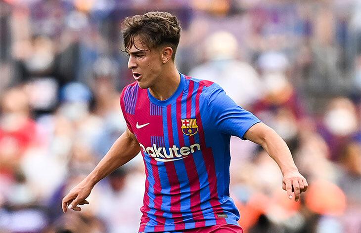Энрике вызвал в сборную Испании 17-летнего Гави. У него даже нет карточки в FIFA 22