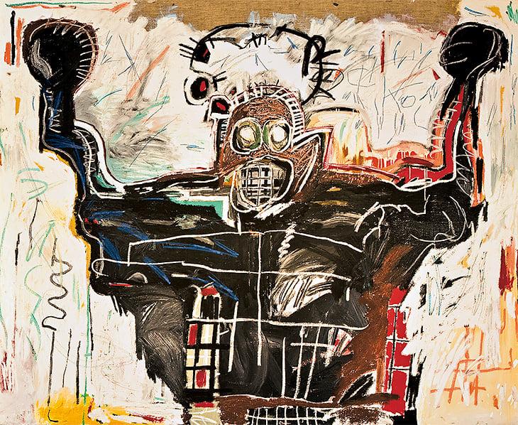 «Нетс» представили форму в стиле Жан-Мишеля Баскии. Последний великий художник XX века провел детство в Бруклине и сделал граффити объектом искусства