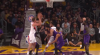 A great dime by Evan Turner leads to the score