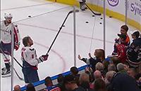 болельщики, Вашингтон, Эдмонтон, Александр Овечкин, видео, НХЛ