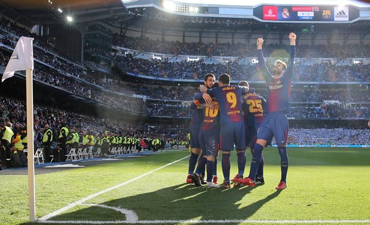 Барселона, Реал Мадрид, Ла Лига, Хосе Мария Санчес Мартинес, Криштиану Роналду, Лионель Месси