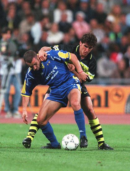Боруссия дортмунд- ювентус финал лч 1997