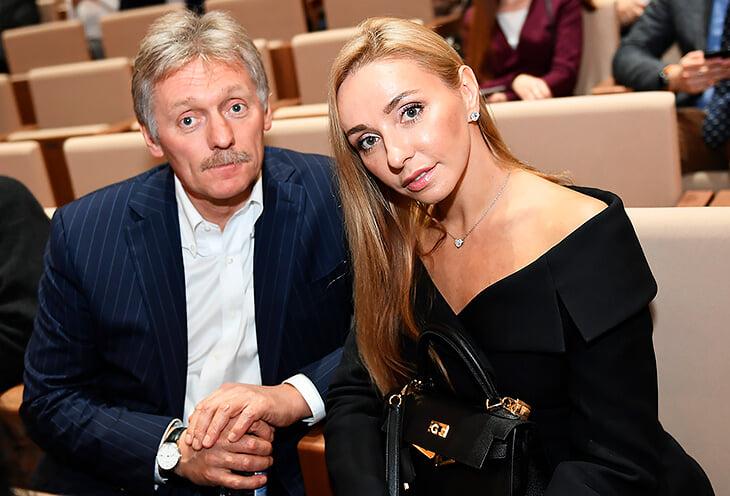 История любви Навки и Пескова: политик бросил жену ради фигуристки, на свадьбу приглашали Путина (не пришел), счастливы уже 5 лет