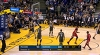 Anthony Davis with 30 Points  vs. Golden State Warriors