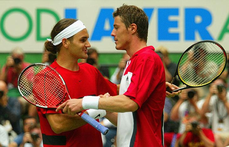 Правда, что Федерер так много выиграл потому, что долго боролся только со слабаками?
