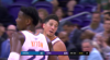 Devin Booker with 41 Points vs. New York Knicks