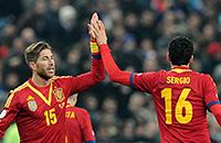 Икер Касильяс, Ариц Адурис, сборная Испании, Евро-2016, Давид Де Хеа, Висенте Дель Боске
