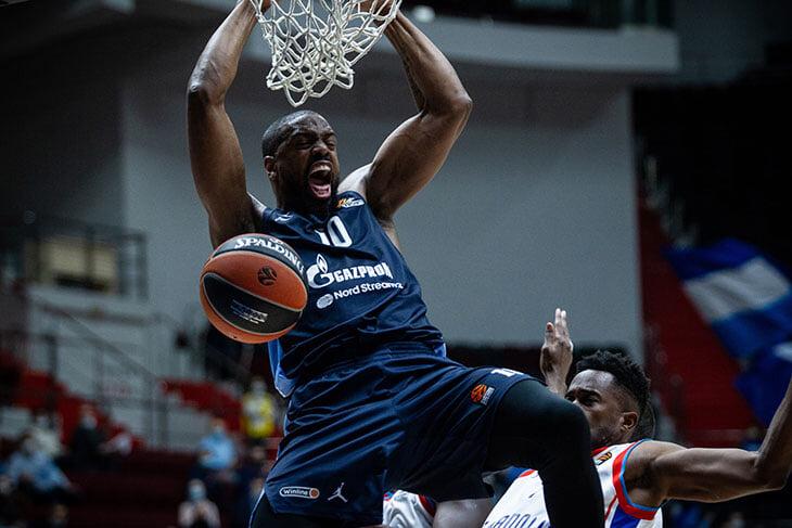 «Зенит» – лучшее в нашем баскетболе: команда без звезд прорвалась в плей-офф Евролиги