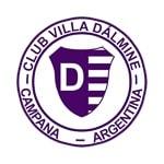 Вилья Дальмине - статистика Аргентина. Д2 2015