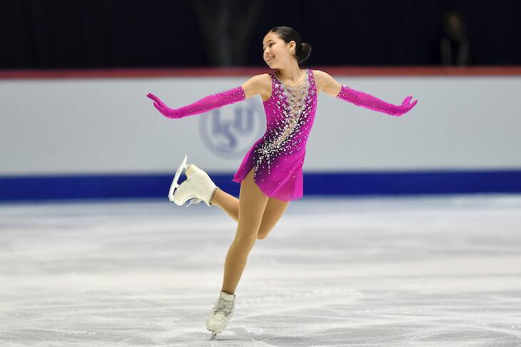 Камила Валиева – новая чемпионка мира среди юниоров. Она взяла все лучшее от других учениц Тутберидзе