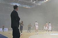 Дым. «Химки» совсем не изменились и проиграли «Олимпиакосу»