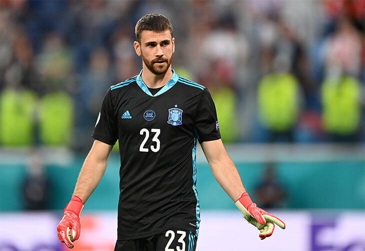 Вратарь Симон – теперь герой Испании. До Евро и серии пенальти его фан-клубом была только родная деревня