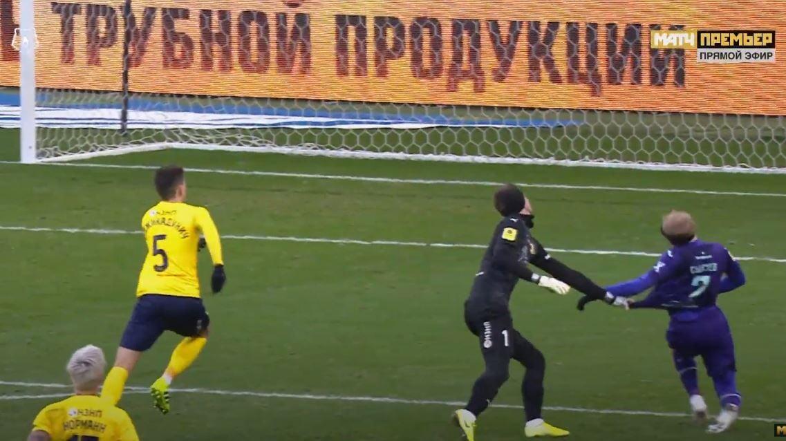 Судья матча ЦСКА – «Зенит» играл за дубль армейцев. Причем против «Зенита»!