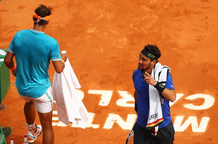 Самый дикий теннисист выиграл «Мастерс» в Монте-Карло