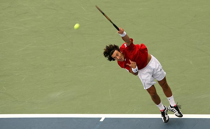 Давыденко и еще 8 теннисистов, которых подозревали в сдаче матча