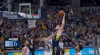 Domantas Sabonis throws it down!
