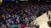LeBron James sinks the shot at the buzzer