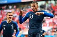 ЧМ-2018, Сборная Испании по футболу, Сборная Хорватии по футболу, Сборная Франции по футболу, Сборная Бразилии по футболу, Сборная Германии по футболу, Сборная Бельгии по футболу